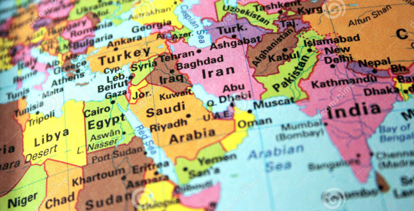Moving to the Middle East   Chase Resourcing